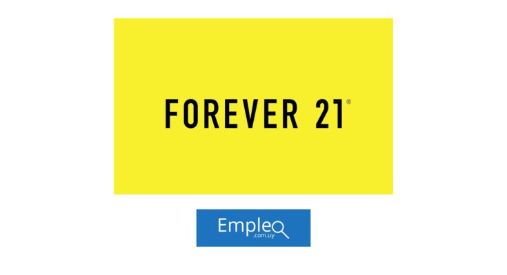 Empleo en Forever 21