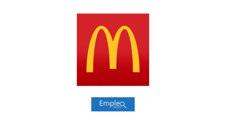 Empleo en Mc Donalds