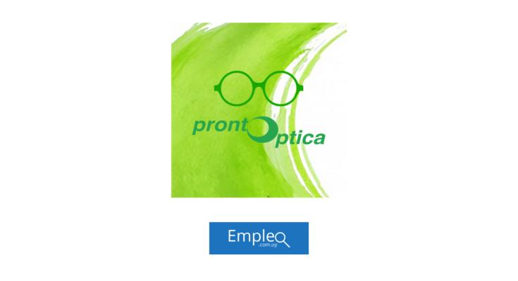 Empleo en ProntOptica