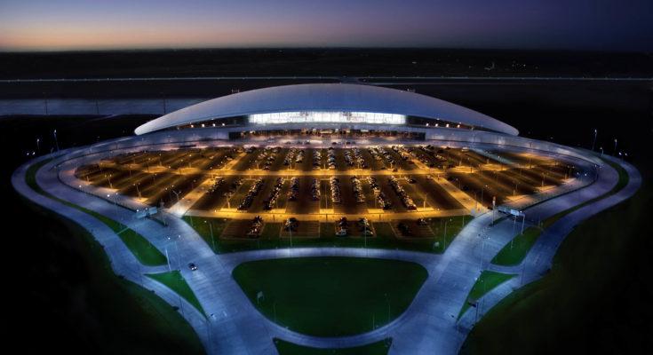 Aeropuerto de Carrasco uruguay