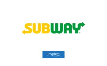 Empleo en Subway