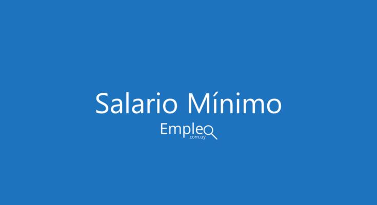 Salario minimo 2020 uruguay