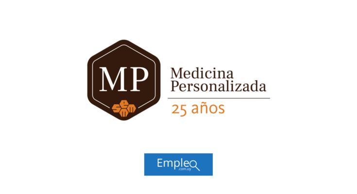 Empleo en Medicina Personalizada